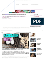 COMO HACER RASCADORES PARA GATOS CASEROS (Video Tutorial fácil).pdf