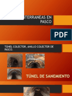 OBRAS SUBTERRANEAS EN PASCO.pptx