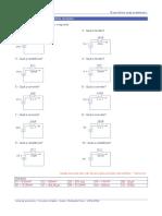 (Clube Da Eletr 364nica - Exerc 355cios Com Resistores.pdf)