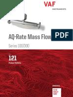 Pb 121 Gb 1014 Aq Rate Mass Flowmeter