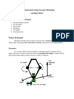 RPM Measurement Using Governor Mechanism.docx