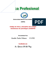 Tarea 7 de Etica Profesional