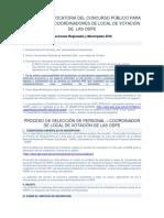 Clv3 Erm2018 Guia Para Postulante