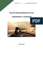 Procedimiento Civil Ordinario y Sumario.pdf