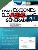 Sistema Proteccion Generador 2