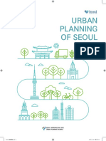 [Brochure_En] Urban Planning of Seoul_2016