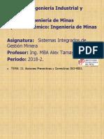 Acciones Preventivas y Correctivas ISO-9001