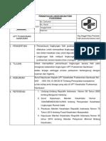 EP 1.8.5.1.1 SOP Pemantauan Lingkungan Fisik PKM