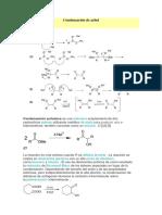 Condensación de Acilol