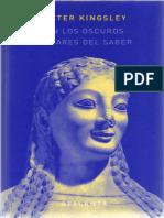 En los oscuros lugares del saber - Peter Kingsley(2).pdf