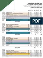 Plan de Estudios 2018