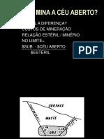 métodos de lavra (fausto) - aula 3