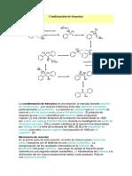 Condensación de Benzoina