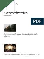 Cortocircuito - Wikipedia, la enciclopedia libre.pdf