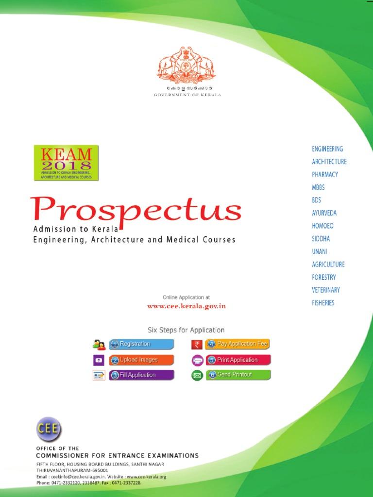 Prospectus.pdf | Dental Degree | University And College
