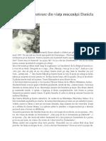 Mărturii Zguduitoare Din Viaţa Muceniţei Daniela Din Bucureşti