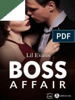 eBook Lil Evans - Boss Affair