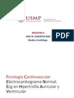 Clase 1 Fisiología Cardiaca