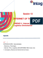 Sesion 13 Internet of Things i