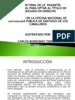 Presentacion Carlos Terrero