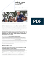 014-08 _Lula 'simplesmente não é, e nem pode ser, candidato', diz MPF - Notícias - UOL Eleições 2018