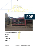 Plan Del Sector ESAFC La Virgen