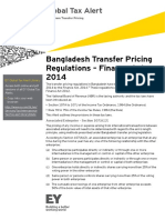 EY_Bangladesh Transfer Pricing Regulations_Finance Act, 2014