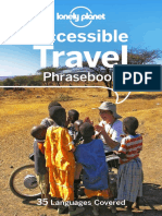 Accessible Travel Phrasebook 1