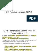 Fundamentos TCP IP