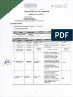 TDR Proceso CAS 014 2017