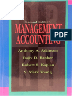 Cap.1 Kaplan, R. S., Young, S. M., Atkinson, A. (2003). Management Accounting, Prentice Hall, Fourth Edition.