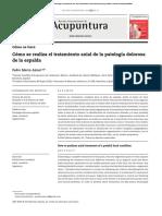 Tratamiento Axial de Patologia Dolorosa de Espalda Ria