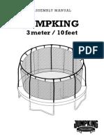 Jumppod10 Assembly Manual