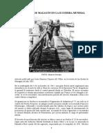 La defensa de Mazagón en la II Guerra Mundial