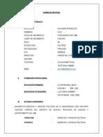 Curriculum Vitae (1)