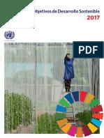 Informe 2017 Agenda 2030