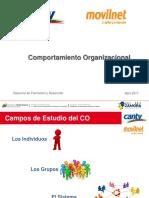 Comportamiento Organizacional V1 Grupal