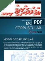 Modelo Corpuscular de Los Gases