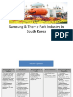 Samsung and the the Me Park Industry
