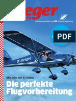Booklet Fliegermagazin 03 2011