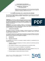 Acuerdo Cordoba - Convocatoria No. 4