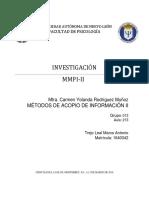 MMPI-II