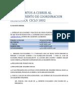 Lineamientos Coord. Academica 1802