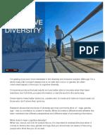 Cognitive Diversity - Maarten Schafer - CoolBrands People