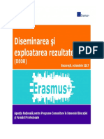 dissemination and exploatation of results-Erasmus+ projects