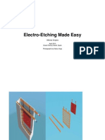 Electro-Etching Made Easy