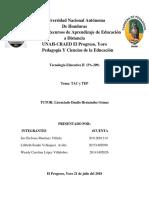 Tecnologia II Informe Sobre Las TAC y TEP