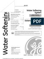Water Softner Manual