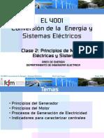 Clase 2 Principios Electromagn Ticos de m Quinas Electricas
