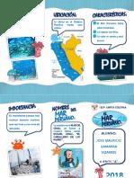 Tríptico El Mar Peruano